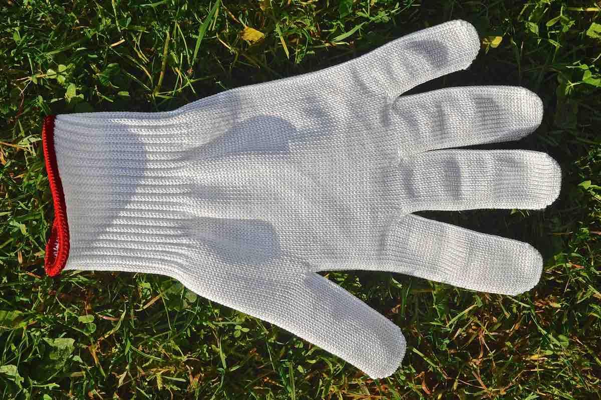 Gant anti-coupure / beschermende handschoen