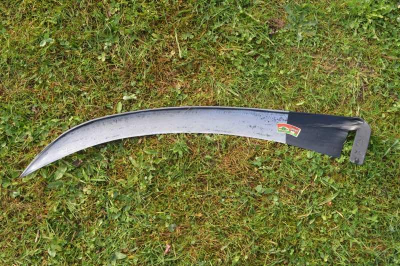 Lame Falci zeisblad modèle 100 75cm +/-535g