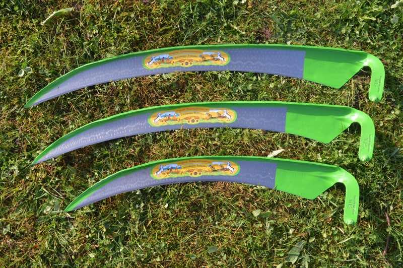 Lame Fux Gardensense zeisblad 60cm +/-390g